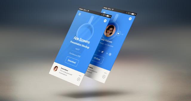 Mobile application software development